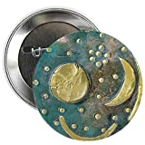 "CafePress Nebra sky disk, Bronze Age - 2.25 2.25"" Button"
