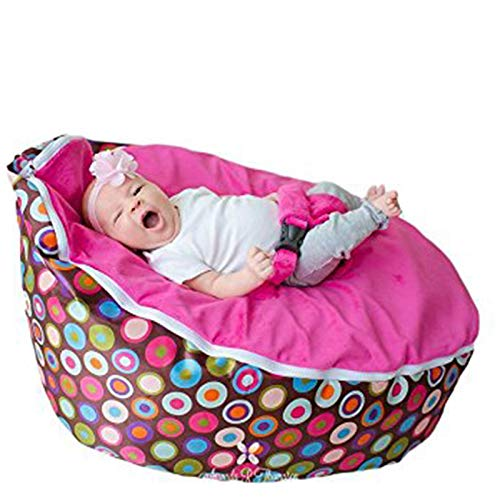 Fantastic Amazon Com Baby Bean Bag Children Sofa Chair Cover Without Theyellowbook Wood Chair Design Ideas Theyellowbookinfo