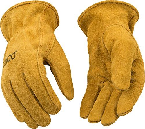 (Kinco 50-M-1 Suede Cowhide Driver Glove, 11.5
