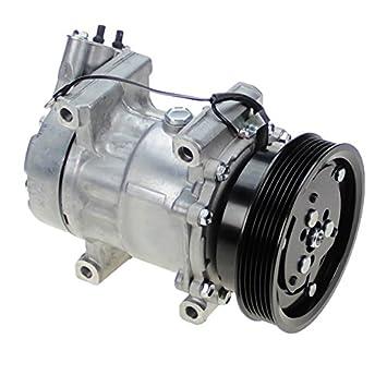 1x Compresor de aire acondicionado RENAULT CLIO 2 II 1.2,1.4,1.5,1.6