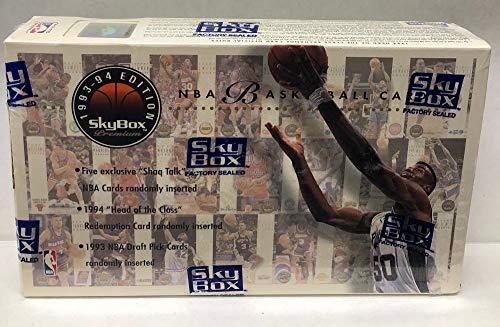 1993-94 SkyBox Premium Basketball Box