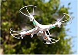 8GB X5C-1 2MP HD Camera 2.4Ghz 6-Axis UAV RTF Quadcopter Drone UFO Gyro RC