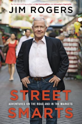 Street Smarts: Adventures on the Road and in the Markets cover