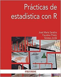 Prácticas de estadística con R (Economía Y Empresa): Amazon ...