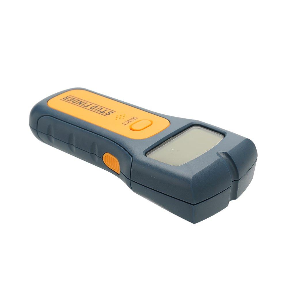 3 en 1 detector de metales pared profesional,detectores de metales stud finder wall scanner Buscador para cables y tuberias Esp/árragos de madera Voltaje de CA Live Wire