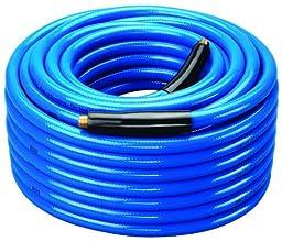 Amflo 554-100A Blue 300 PSI Premium PVC Air Hose 3/8\