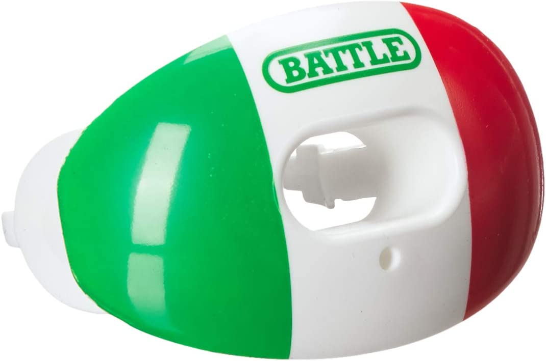 Battle Sports Science Country Flag Oxygen Mouthguard (828X-FLAG)