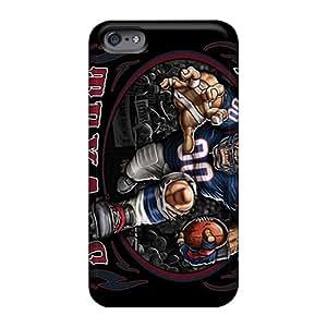 Iphonecase88 Apple Iphone 6s High Quality Hard Phone Cases Customized Vivid Houston Texans Image [cqk4717Iosy]
