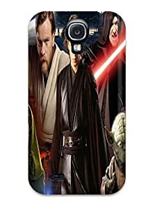 Ideal Hxy Case Cover For Galaxy S4(star Wars Revenge Sith), Protective Stylish Case