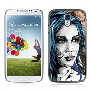 YOYOSHOP [Beautiful Girl Painting] Samsung Galaxy S4 Case by lolosakes