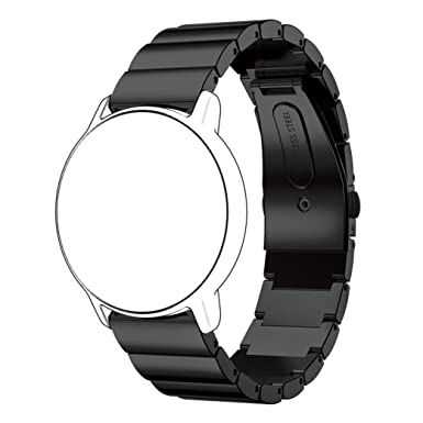 Amazon.com: Alonea Stainless Bracelet Smart Watch Band Strap ...