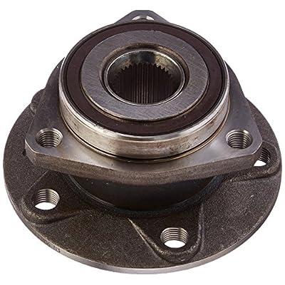 MOOG 513262 Wheel Bearing and Hub Assembly: Automotive