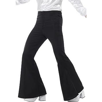 Pantalones Acampanados Negros - M (ES 48 50)  bfc9e4b028f9