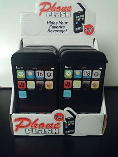 Cell Phone Flask (Phone Flask)