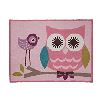 Lolli Living Poppy Seed Owl Rug (Discontinued By Manufacturer)