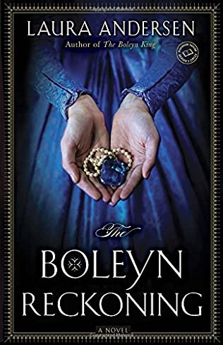 book cover of The Boleyn Reckoning