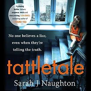 Tattletale Audiobook