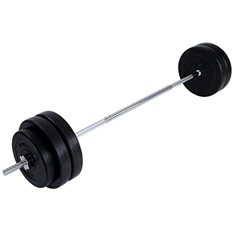 Generic - Juego de 6 Pesas (1,68 m) 6 kg de Peso