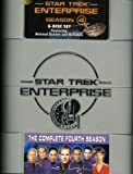 DVD : Star Trek Enterprise - The Complete Fourth Season