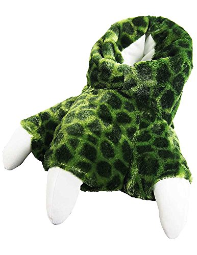 Paw Green and for Slippers Men Women Tiger Animal RwAqx7A4