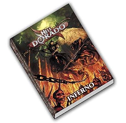 Cipher Studios HD0003 Hell Dorado - Inferno Hc Rulebook