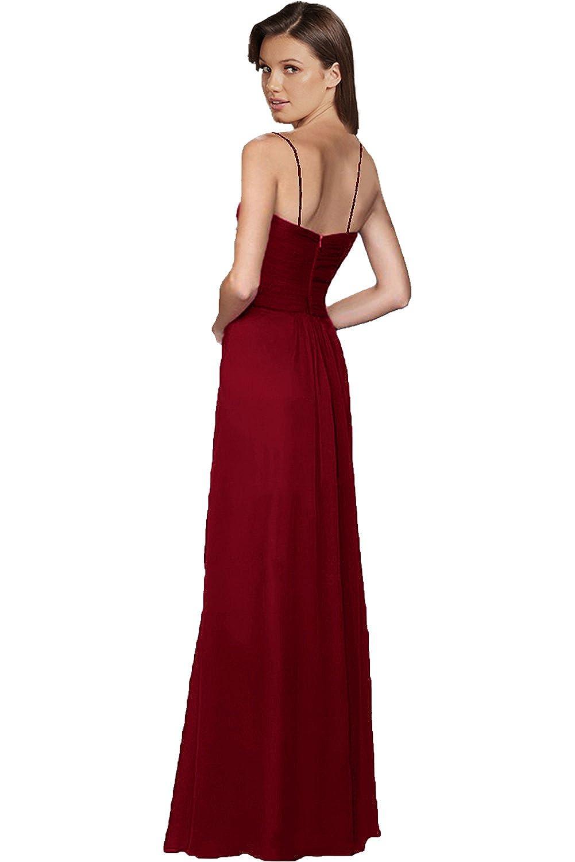 Victory Bridal Evening Dresses Long Chiffon Bridesmaid Dresses Prom/Ball Dresses Party Dresses New - Blue - 8: Amazon.co.uk: Clothing
