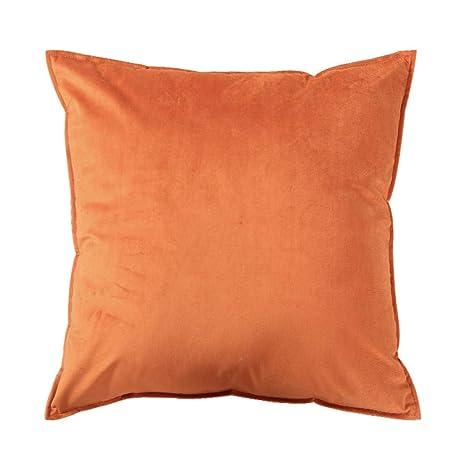 Almohada de sofa Sofá almohada almohada terciopelo ...