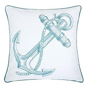 513lahfBGJL._SS300_ 100+ Nautical Pillows & Nautical Pillow Covers