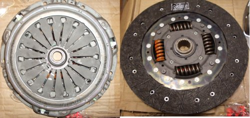 Genuine Fiat Clutch Kit with Disc and Cover Assembly only - excluding Bearing 71734907: