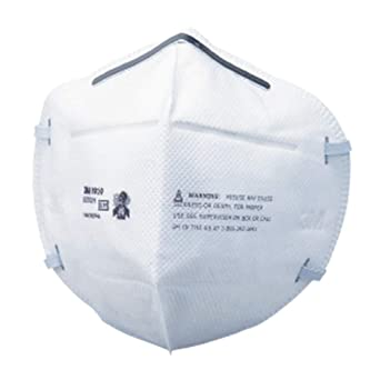 Pollution Of white 5 N95 9010 3m Pack 1 Anti Mask Pm2