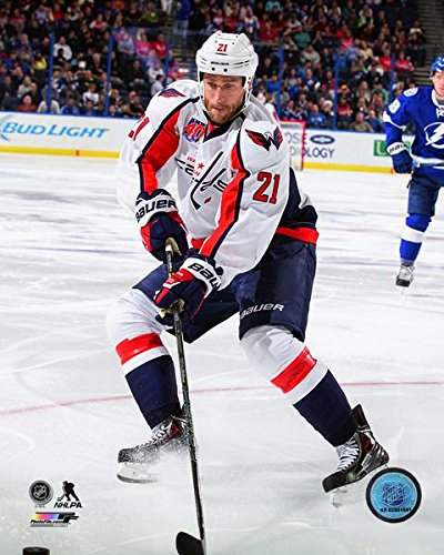 ce394caeb Amazon.com  Brooks Laich 2015 Washington Capitals NHL Winter Classic ...