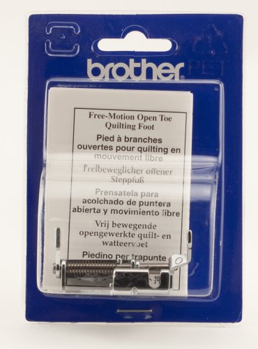 Brother SA187 Open digits Quilting base residence Kitchen Features