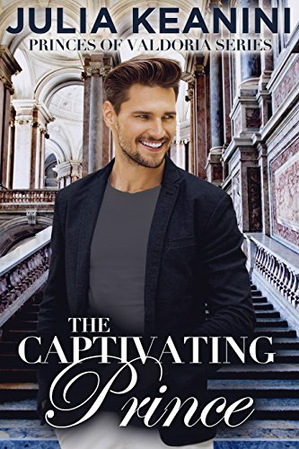 The Captivating Prince (Princes of Valdoria Book 2) cover
