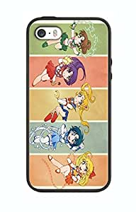 Case Cover Hard Plastic Google Nexus 5 Protection SM03 Design Sailor Moon Crystal Cartoon