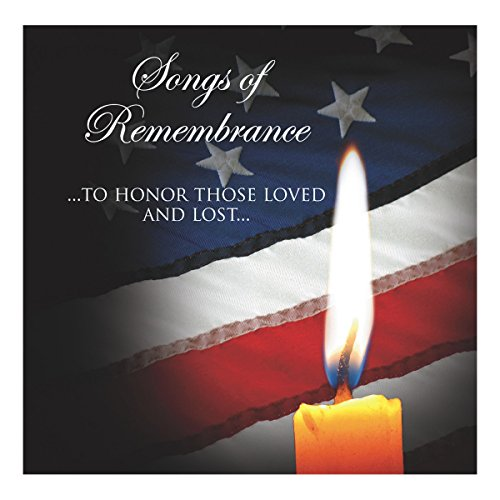 Songs of Remembrance Sing-Along CD (Song Lyrics Great Thou Art)