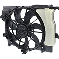 MAPM Premium ACCENT 12-13 RADIATOR FAN SHROUD ASSEMBLY, Auto Trans