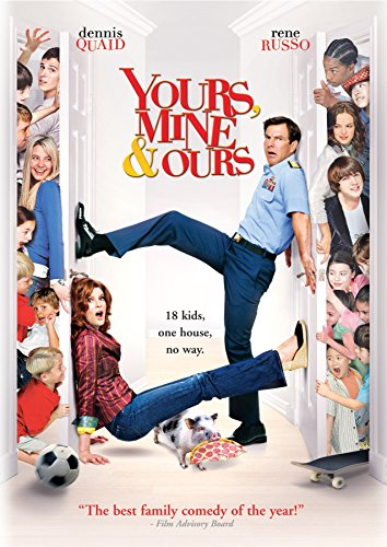 Yours Mine Ours Dennis Quaid product image