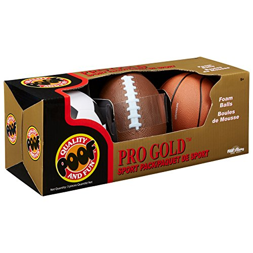 Price comparison product image POOF Pro Gold Mini Sport Pack