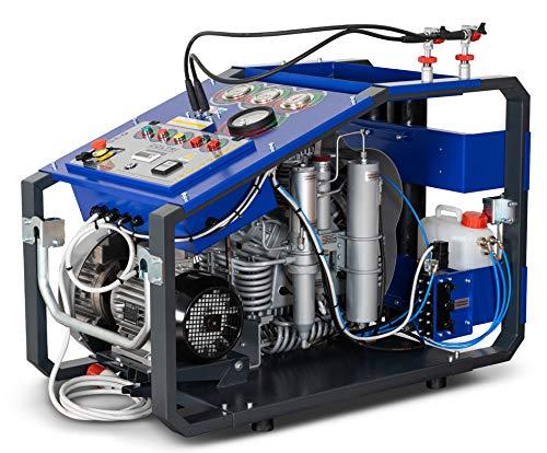 HTD MCH13 Ergo - Compresor de Aire (235 L/min) 330bar, Doble Sistema de Filtro Adecuado para Uso con Gotas.: Amazon.es: Deportes y aire libre