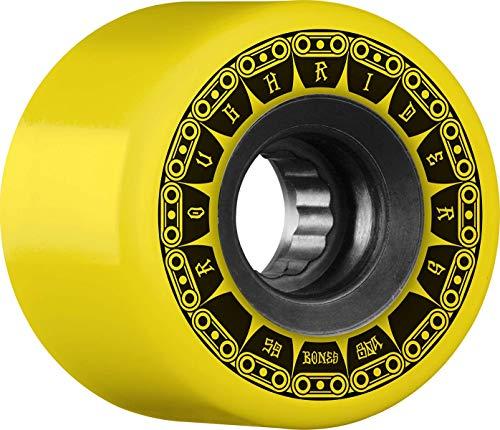 Bones Rough Riders Tank 59mm 80A - Yellow
