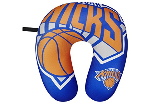 NBA New York Knicks Impact Neck Pillow, Blue by aminco