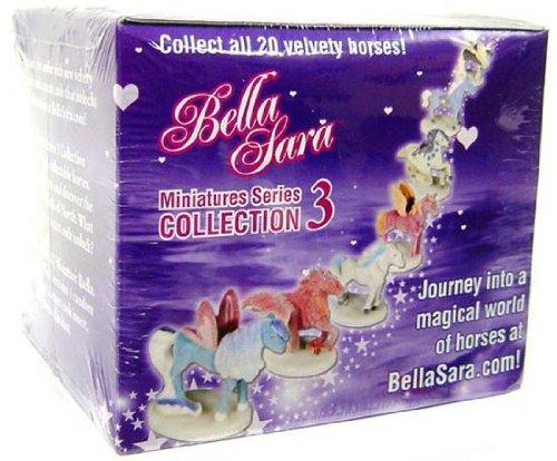 Sealed Box Bella Sara Miniatures Collection Series 3