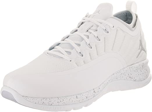 Jordan Nike Men's Trainer Prime White
