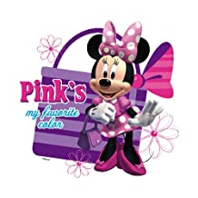 Decopac Edible Cupcake Toppers Minnie Mouse Pink Edible Cupcake Toppers Decoration