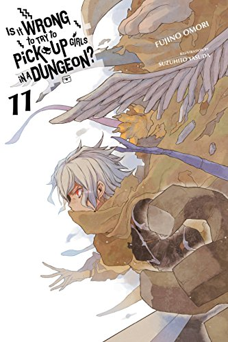 Is It Wrong to Try to Pick Up Girls in a Dungeon?, Vol. 11 (light novel) (Is It Wrong to Pick Up Girls in a -