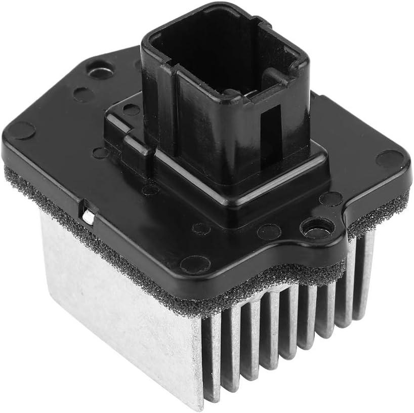 Hlyjoon 7802A006 Car Engine Cooling Radiator Fan Motor Switch Blower Resistor for Mitsubishi Lancer 2008 2009 2010 2011 2012 2013 2014 Outlander