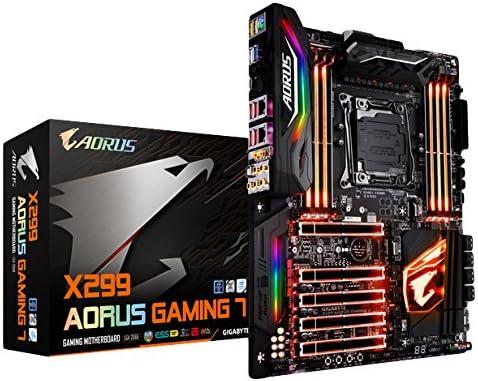GIGABYTE Intel X299チップセット搭載マザーボードGA-X299 AORUS Gaming 7