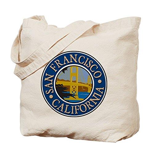 CafePress - San Francisco 1 - Tote Bag by CafePress
