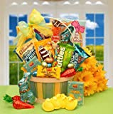 Sweet Easter Basket of Treats for Boys and Girls