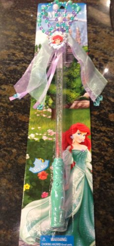 Disne (Disneys The Little Mermaid Ariel Wand)